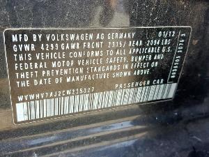 29753839 GTI  VOLKSWAGEN