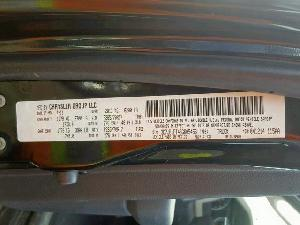 25183209 RAM 1500  DODGE
