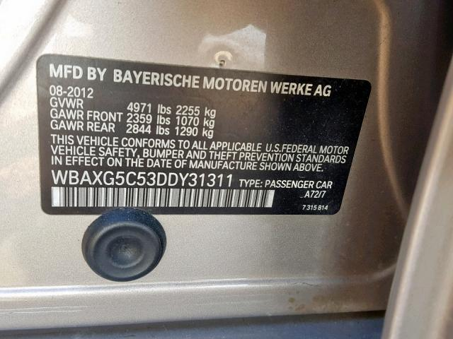 25632789 528 I BMW
