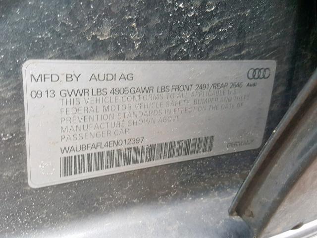 30363879 A4 PREMIUM AUDI